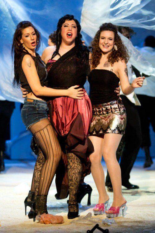 Oper Carmen am Landestheater