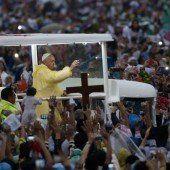 Weltrekord-Messe: Millionen bejubelten in Manila den Papst