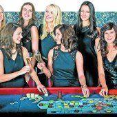 Heute betreten die Misswahl-Kandidatinnen den Laufsteg im Casino Bregenz