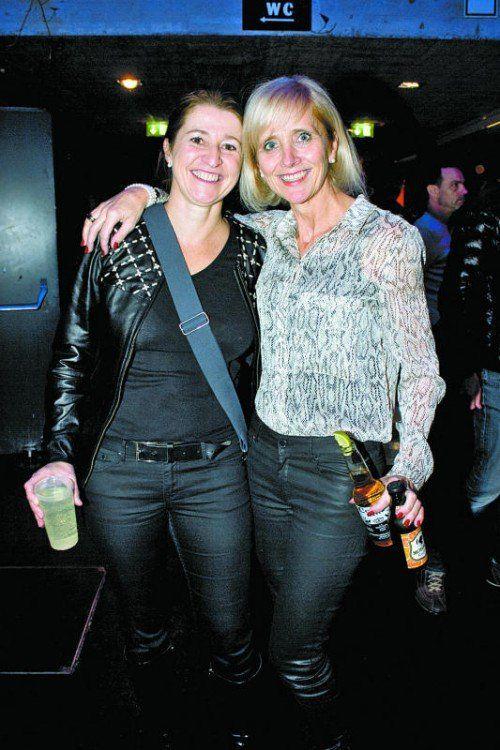 RA Nadja Luger (l.) und Brigitte Maurer (Hypo).
