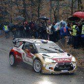 Rallye Monte Carlo wird zum Kampf der Titanen