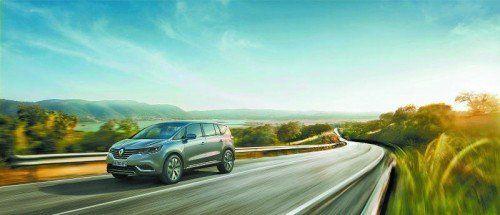 Renault Espace: In allen Aspekten erneuert startet der Segmentsbegründer in die fünfte Generation.