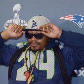 Super Bowl wird Mega-Show