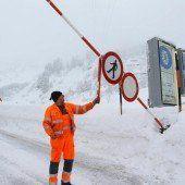 Straßensperre Warth-Lech: Kritik und Hilfe aus Tirol