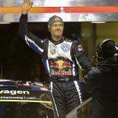 Ogier führt die Rallye in Monte Carlo an