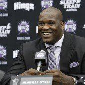NBA-Legende ONeal wird jetzt ein Polizist