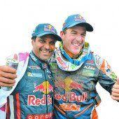 Topfavoriten holten sich Siege bei Rallye Dakar