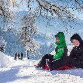 Wintertraum Vorarlberg