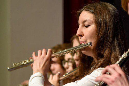 Solistin Magdalena Pokorny.  Fotos: VN/Lerch