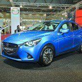Mazda auf starkem Wachstumskurs