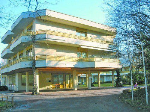 Stadt baut die Nachsorge im ehemaligen Pflegeheim Lustenauerstraße weiter aus.  Foto: VN/Hagen