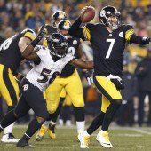 Ravens lösen Ticket für Duell mit Patriots