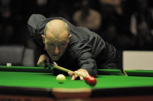 Steve Davis wurde sechs Mal Snooker-Weltmeister und ist dreimaliger Trickshot-Champion. Foto: privat