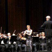 Ein charismatischer Künstler prägte den Konzertabend