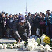 36 Tote und 47 Verletzte nach Feier in Schanghai