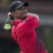 20. Jahr auf der US-Profi-Tour für Tiger Woods