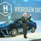 Toyota gibt Patente frei
