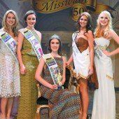 Miss Vorarlberg 2015 ist Olivera aus Hohenems