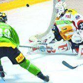 Viel Druck für Feldkirch im Derby gegen den EHC