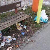 Müll kommt weg