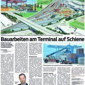 Großprojekt Güterbahnhof