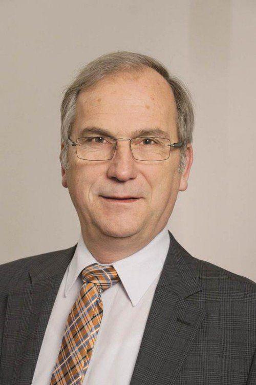 VP-Gemeindechef Eugen Gabriel.