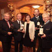 Feines Kulinarium für Rotweinfreunde