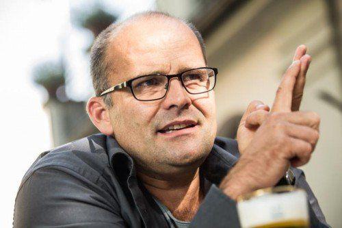Wünscht sich mehr Opern: LT-Chef Alexander Kubelka. Fotos: VN