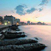 Spaziergang an der Malecón