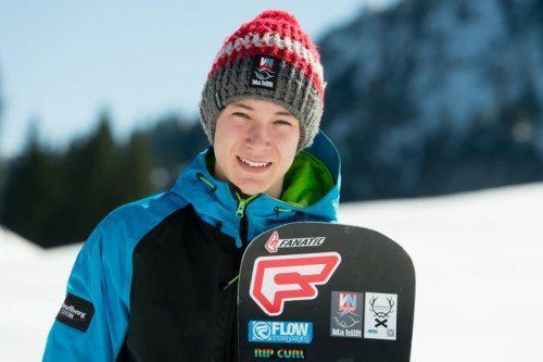 Xaver Kuster glaubt an einen Medaillengewinn beim European Youth Olympic Festival. Foto: stiplovsek