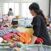 Altkleidermarkt unter Druck