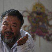 Ai Weiwei dreht mit Til Schweiger in Fernregie