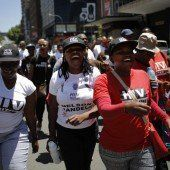 Kampf gegen Aids bei Jugendlichen in Afrika