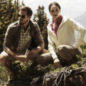 ISPO: Vorarlberger mit Ski, Socken und Anoraks