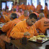Kaum noch Platz in US-Gefängnissen