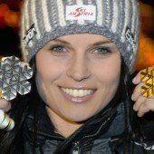 Anna Fenninger ist die Preisgeld-Königin