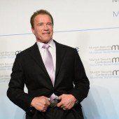Schwarzenegger im Klimaeinsatz