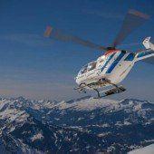 Wieder mehrere Verletzte auf Vorarlbergs Skipisten