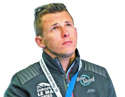 Bildanlage: Nach der Formel 1 zurück in einer FIA-Weltmeisterschaft: Christian Klien wird heuer in der World-Endurance-Championship in der LMP2-Klasse antreten. FOTO: VSA Foto: ???
