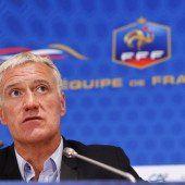 Deschamps bis 2018 Teamchef