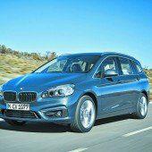 Erster BMW mit bis zu sieben Sitzplätzen