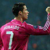 Cristiano Ronaldo zeigt es seinen Kritikern