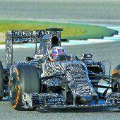 Vettel lässt Ferrari erstmals jubeln