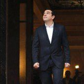 Aufbegehren gegen Versager Tsipras