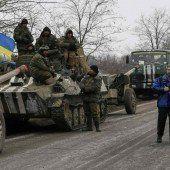 Vorwurf gegen Moskau: schleichende Annexion