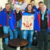 Die Arlberg Lounge ist der gemütliche WM-Treffpunkt