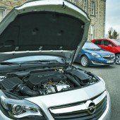 Opel setzt auf die leisen Töne