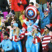 130.000 Fans waren bei den WM-Rennen dabei
