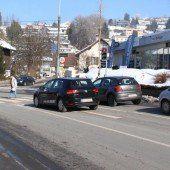 Stadt Dornbirn verteidigt Ampel