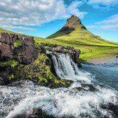 Ein Land voller Kontraste: Island